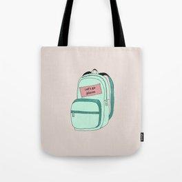 Backpack Tote Bag