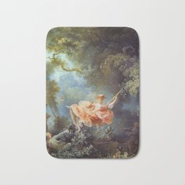 Jean-Honoré Fragonard - The Swing Bath Mat