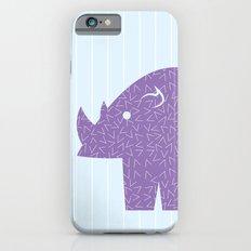 Fun at the Zoo: Rhino iPhone 6s Slim Case