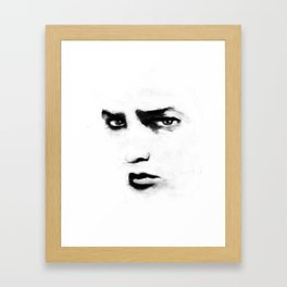 Brando Framed Art Print