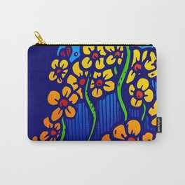 FLOWERS FOR SHERRY 002 Carry-All Pouch
