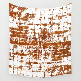 Bronze Abstract III Wall Tapestry