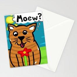 Kiddy Cat Stationery Cards