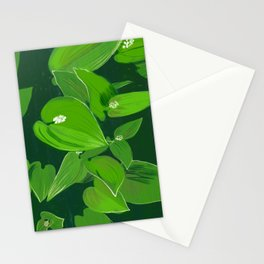 Wild wood lily Stationery Cards