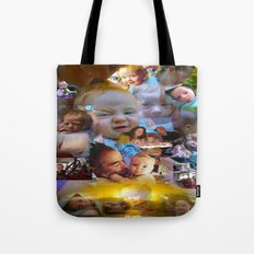 Tessa RFTW Rose remix II Tote Bag