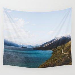 Lake Wakatipu Wall Tapestry