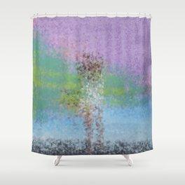 Daniella in Dreamland Shower Curtain
