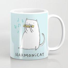 Harmonicat Coffee Mug
