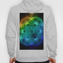 Evolution in abstract Hoody