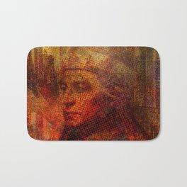 Pope Urbain  V  in New York Bath Mat