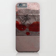 wounded iPhone 6s Slim Case