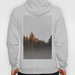 smoky forest Hoody