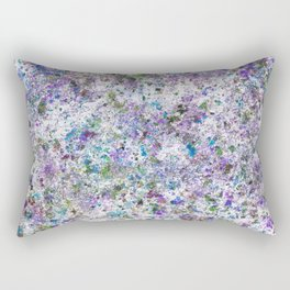 Abstract Artwork Colourful #6 Rectangular Pillow