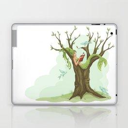 Mermaid Tree Laptop & iPad Skin