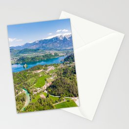 Landscape Photography by Luka Vovk Stationery Cards