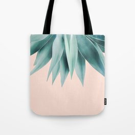 Agave fringe - peach Tote Bag
