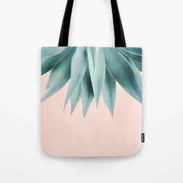 Agave fringe - peach Tote Bag