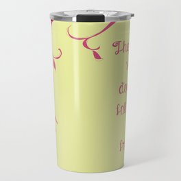 Bad Cliche #2 Travel Mug