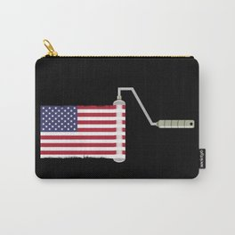 Paint Roller U.S.A. Carry-All Pouch