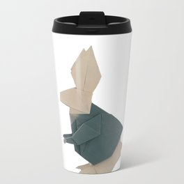 The Rab origami Metal Travel Mug