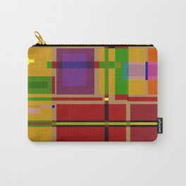 PIXEL MAP Carry-All Pouch
