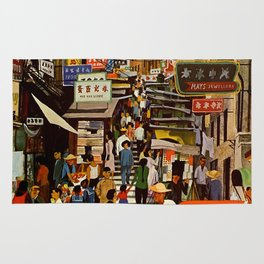 Hongkong Rug