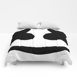 marshmello logo Comforters
