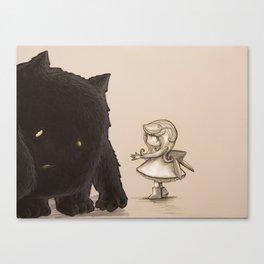 The Beast - 06 Canvas Print