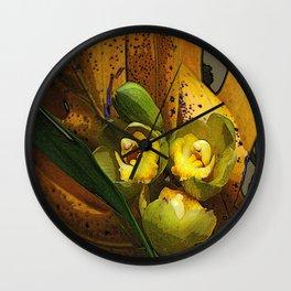 Banana Rama Ding Dong Wall Clock