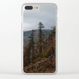 Fall in New Hampshire Clear iPhone Case