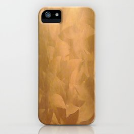 Beautiful Copper Metal - Corporate Art - Hospitality Art - Modern Art iPhone Case