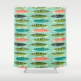 Alure Shower Curtain
