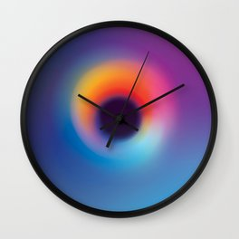 Eternal Night Wall Clock