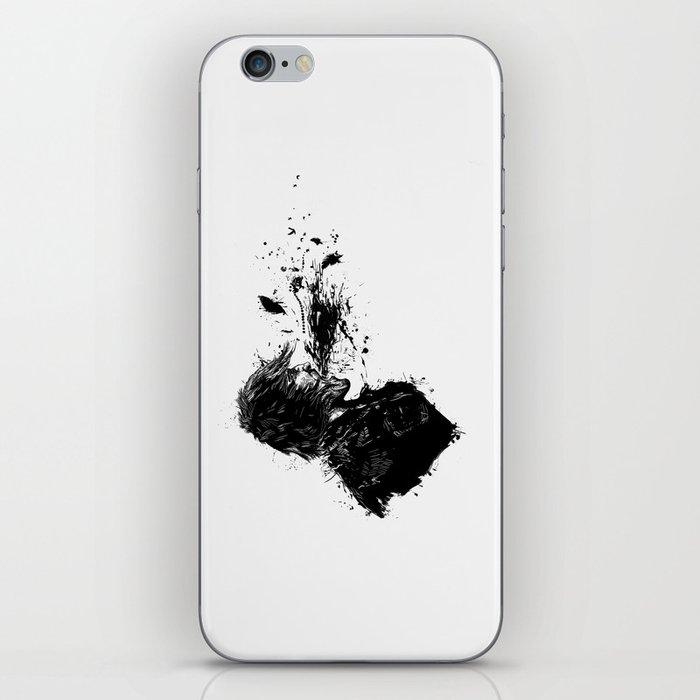 scream II iPhone Skin
