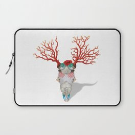 Coral Corral Laptop Sleeve