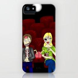 Horror Theatre iPhone Case