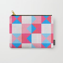geometric retro classic design ogun Carry-All Pouch