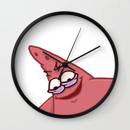 Savage Patrick Wall Clock