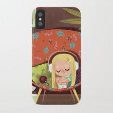 Slow It Down Slim Case iPhone X