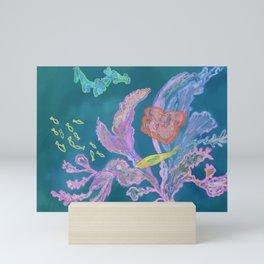 Under Sea Mini Art Print