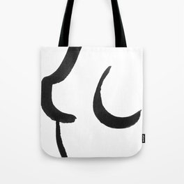 FEMININE NO.002A Tote Bag
