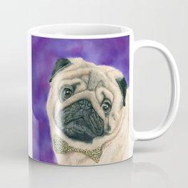 Prince Pug Coffee Mug