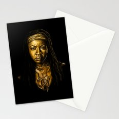 Michonne Golden Stationery Cards