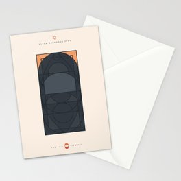 THE VEIL AND THE BEARD - Ultra-Orthodox Jews - Woman Stationery Cards