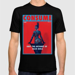 CONSUME: The Queen of Reality TV T-shirt