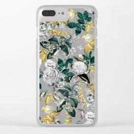 EXOTIC GARDEN XVI Clear iPhone Case