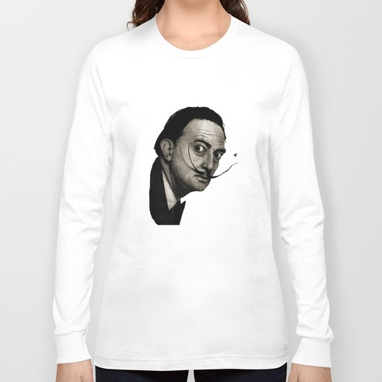 Salvador Dalí. Long Sleeve T-shirt