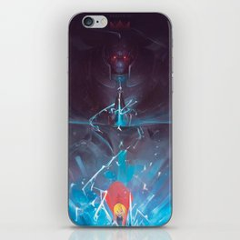 Elric Brothers iPhone Skin