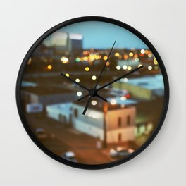 Nashville #2 Wall Clock