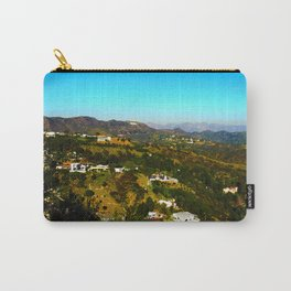 Hollywood Hills, California Carry-All Pouch